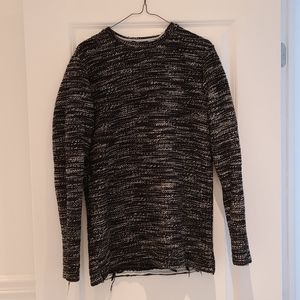 Simons Heather Knit sweater Size Large